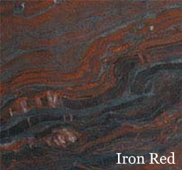 Iron Red
