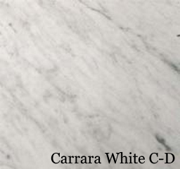 Carrara White C-D