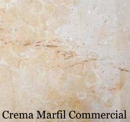 Crema Marfil Commercial